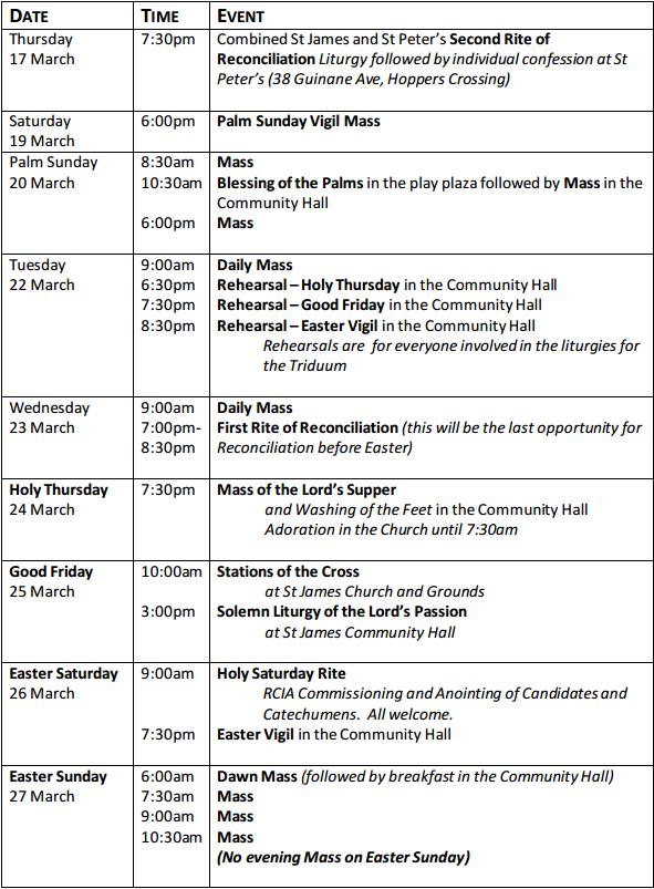 2016_Easter_Schedule